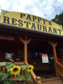 Pappy's Restaurant   Blairsville, GA