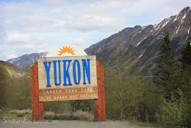 Southern Exhilaration: Carcross, Yukon