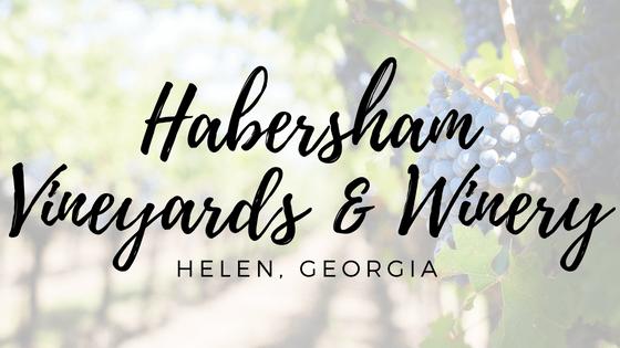 Habersham Vineyards & Winery