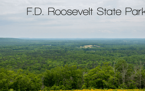 F.D. Roosevelt State Park | Pine Mountain, GA