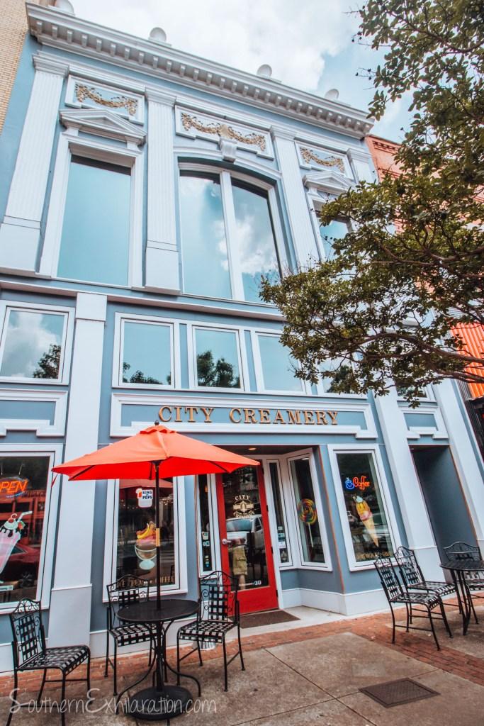 City Creamery | Rome, GA