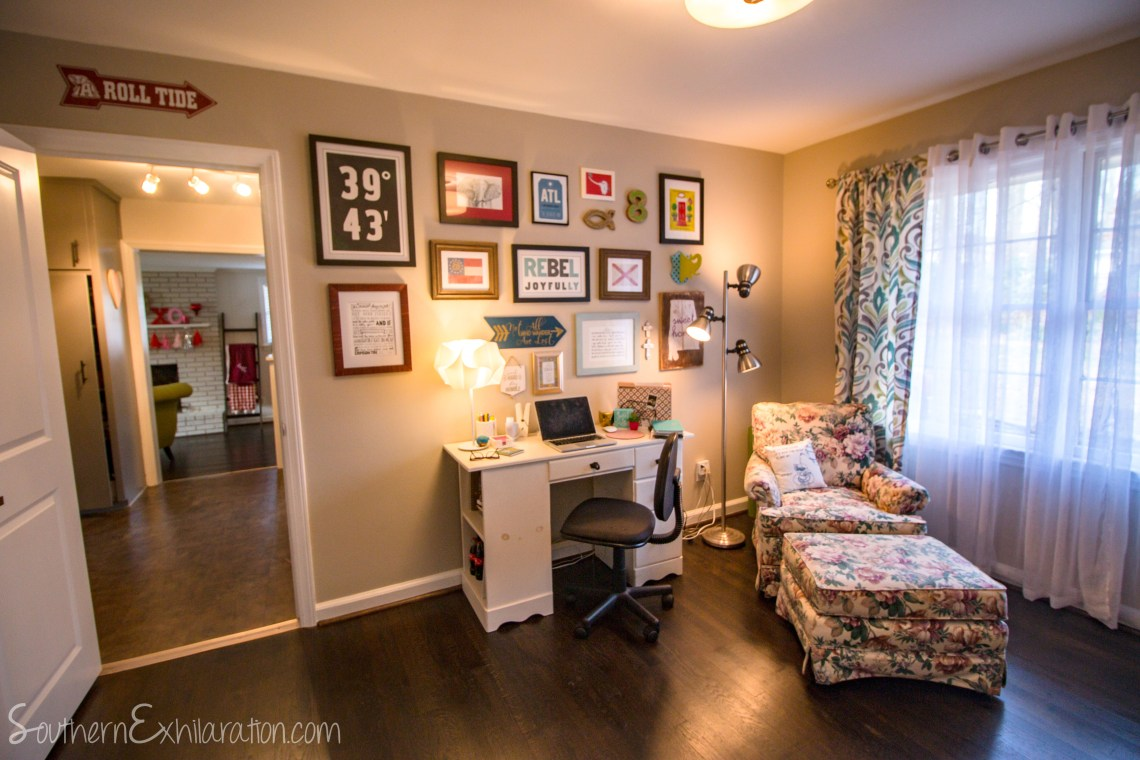 Home Tour: Home Office