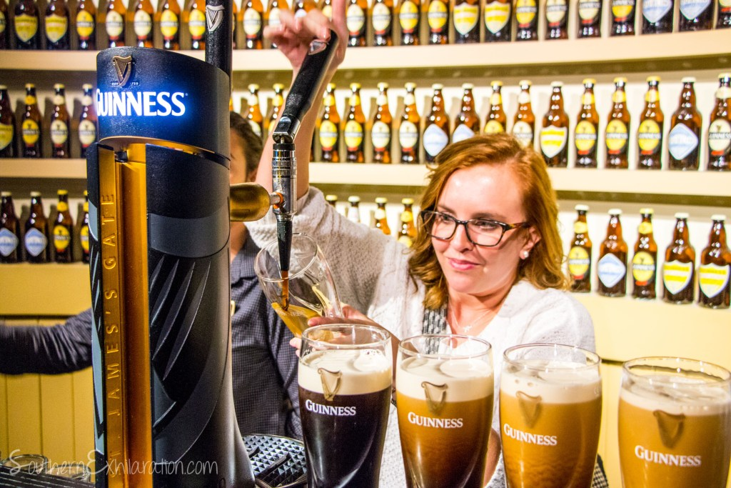 Guinness Storehouse | Dublin, Ireland