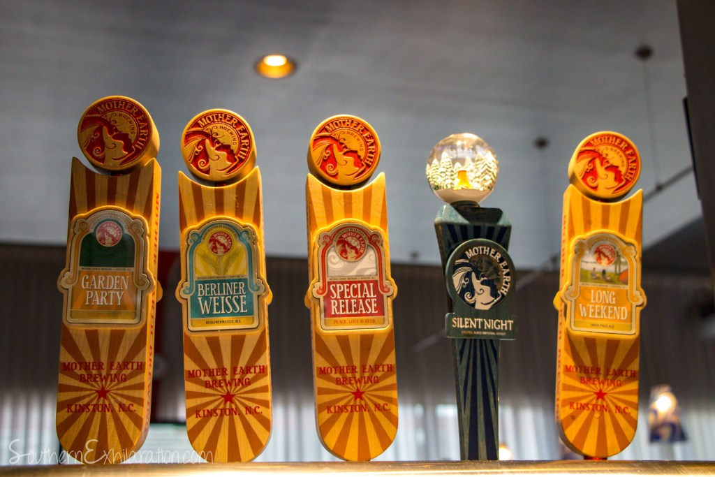 Mother Earth Brewing | Kinston, NC