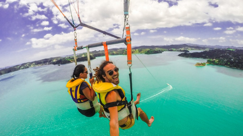 Imagine Parasailing Glasses and Contacts Free this summer!