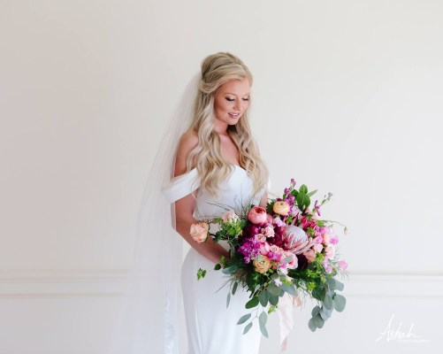 Bridal Bouquet Inspo - Macon Wedding Florist