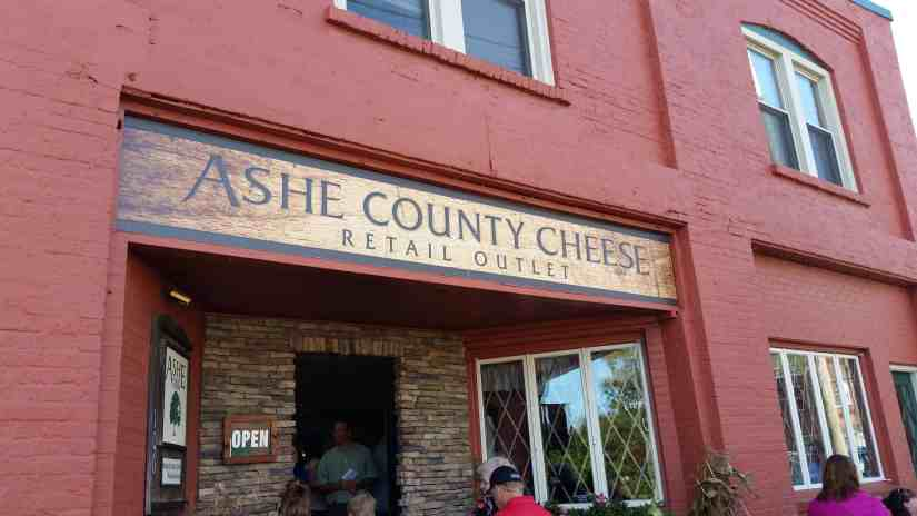 Ashe County Cheese Inc. West Jefferson, NC | Southern Food Junkie