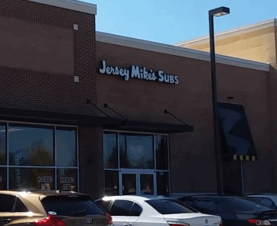 Jersey Mike's | Southern Food Junkie