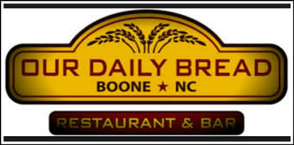Our Daily Bread Boone, NC | Southern Food Junkie