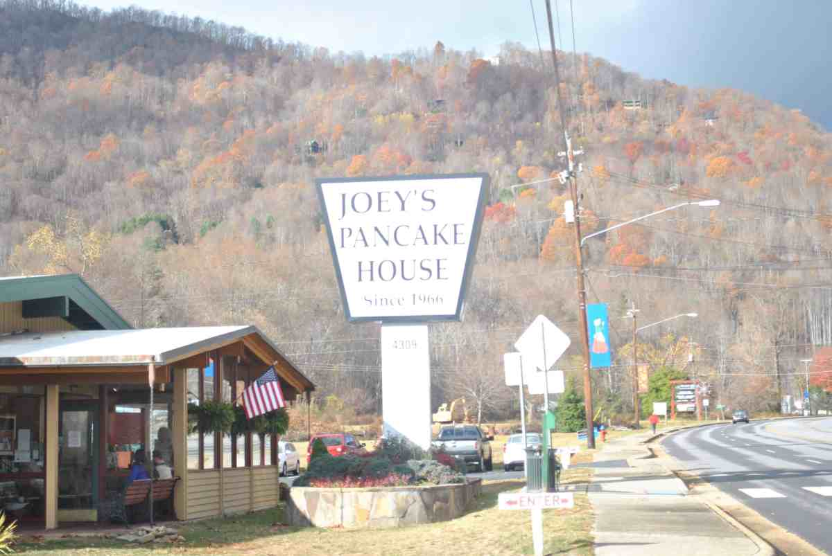 Joey's Pancake House Maggie Valley, NC