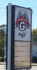 Nishie G's Cafe