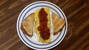 How to Make the Perfect Egg Omelet