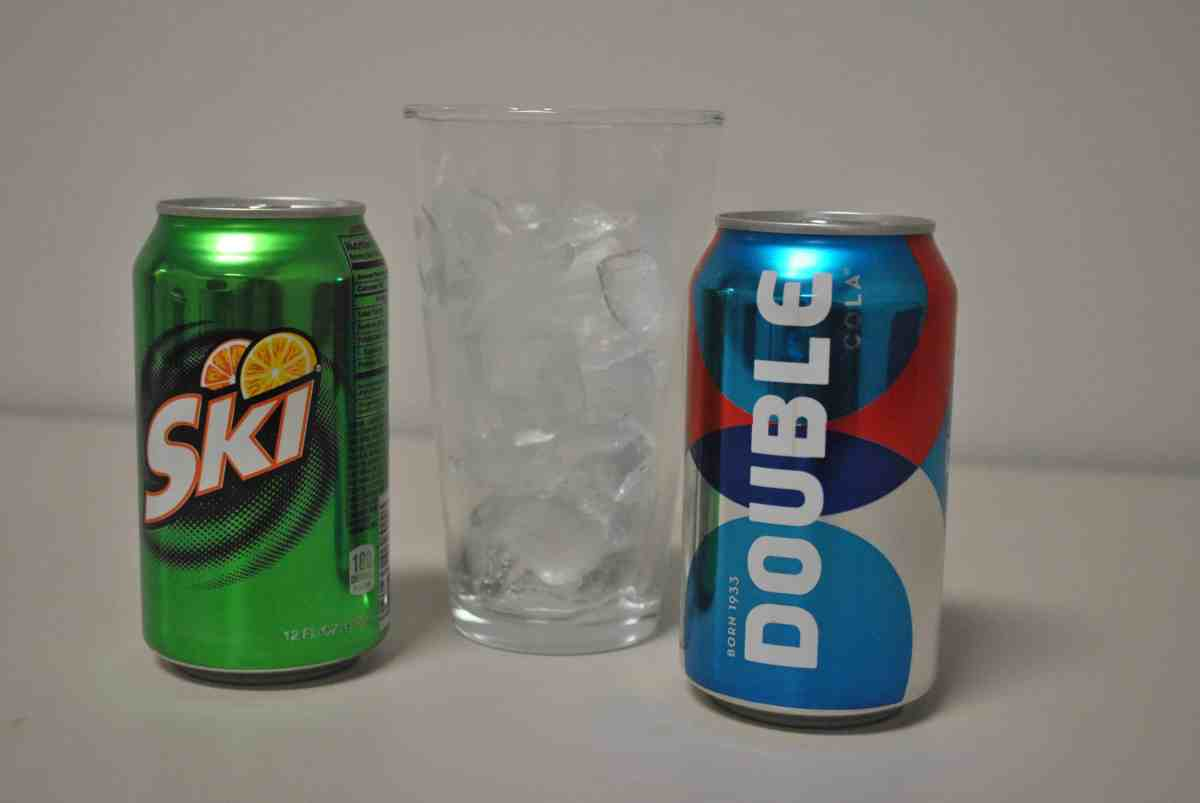 Double Cola and Ski Soda Review
