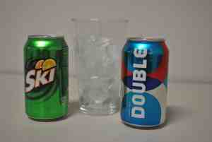 Double Cola and Ski Soda from The Double Cola Company