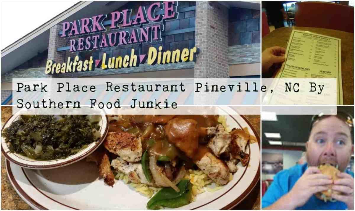 Park Place Restaurant Pineville, NC