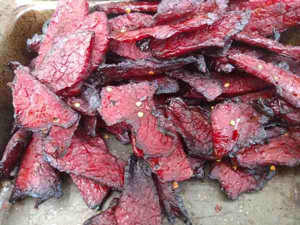 marinade for smoked beef jerky southern food junkie. Black Bedroom Furniture Sets. Home Design Ideas