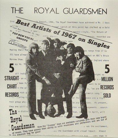 Image result for royal guardsmen billboard
