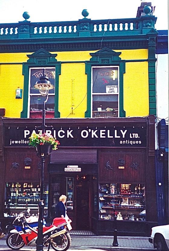Patrick O'Kelly