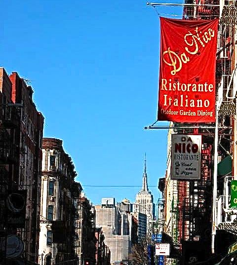 Love Little Italy, NYC