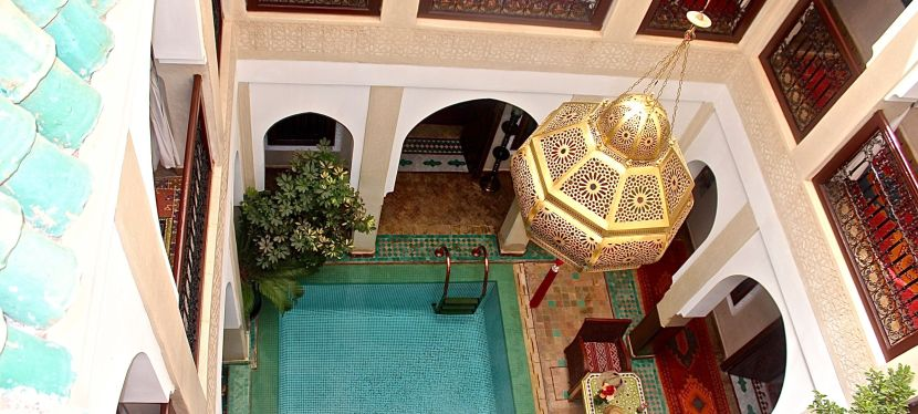 Riad Hikaya…Balm of Beauty
