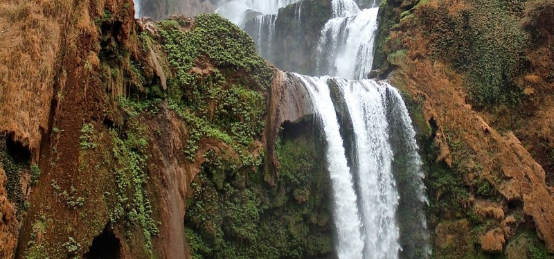 Living Large (and Small) at Ouzoud Falls