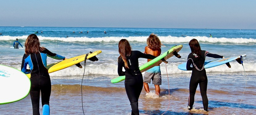 Surf Berbere an Endless Summer Camp for Adults