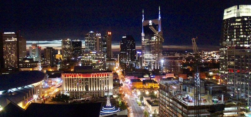 Staycation in Nashville…Fond Farewell