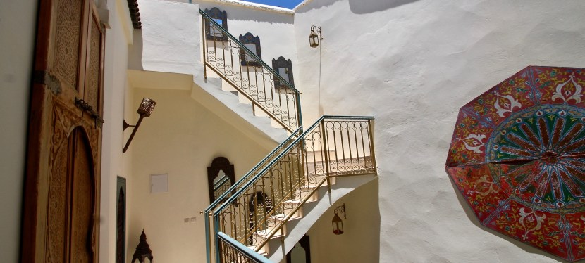 Under the Moroccan Sun: Restoring a Holiday Home