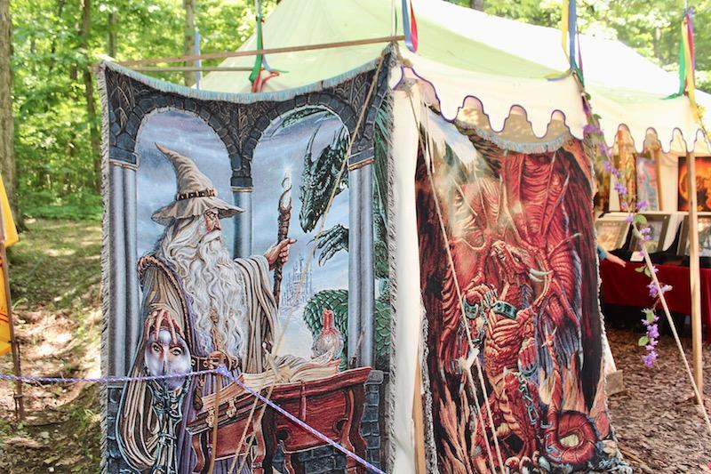 Tennessee Renaissance Festival a Lifelong Quest