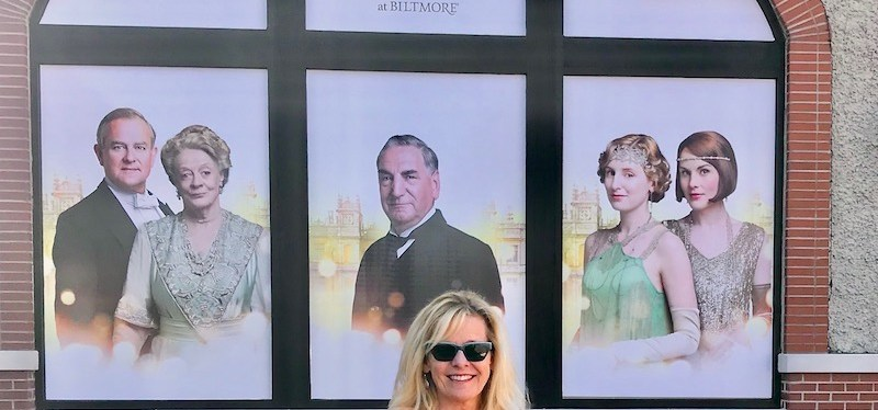 Downton Abbey Exhibit at Biltmore