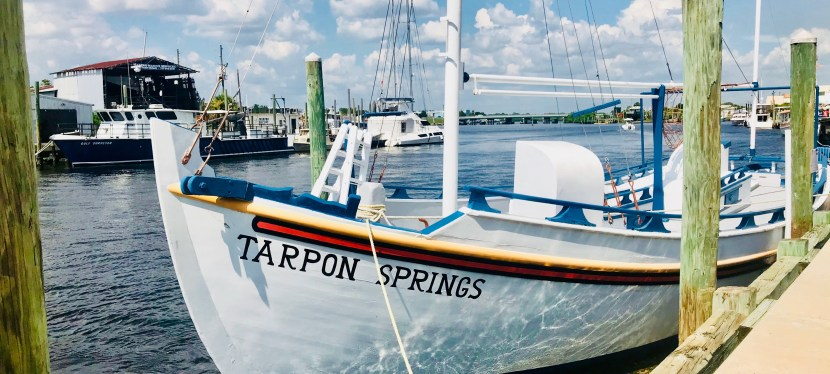 Local's Guide to Tarpon Springs, Florida: A Greek Village  for Travel Bucket List or Retirement