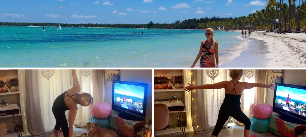 Silver&Fit International Classes For Travel to Punta Cana, Cabo San Lucas, & Montego Bay From Home