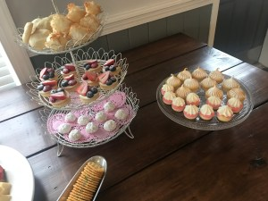 dessert caterer southern grace flowery branch buford