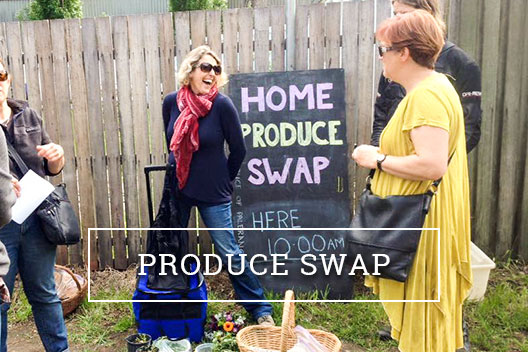 Produce Swap information