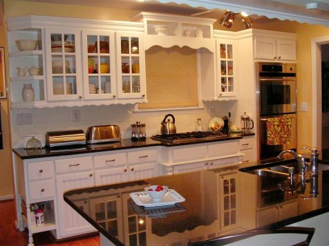 Beadboard Wallpaper Party - Southern Hospitality on beadboard kitchen walls, beadboard butcher block kitchen, beadboard kitchen cabinets,