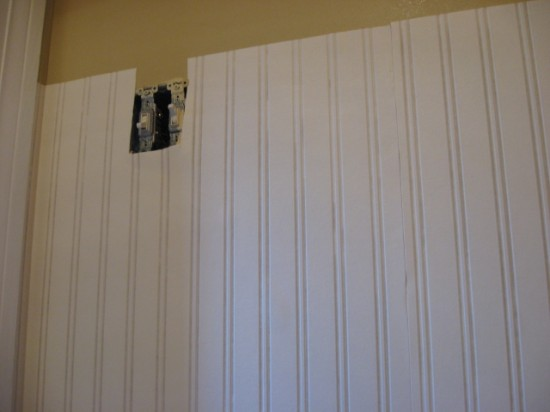 Beadboard Wallpaper Party Southern Hospitality
