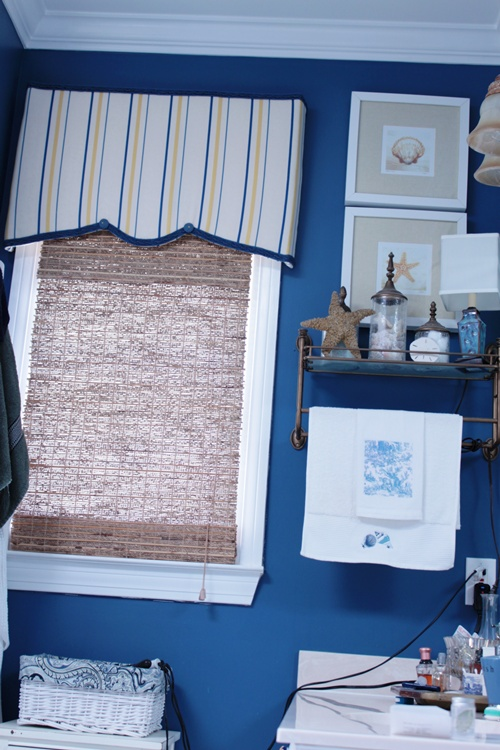 A diy cornice southern hospitality diy cornice using foamcore and fabric solutioingenieria Choice Image