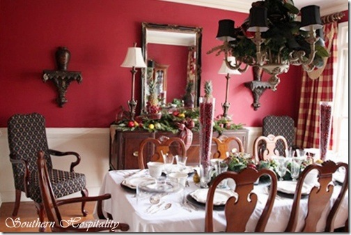 Feature Friday: Ruby's Red Dining Room