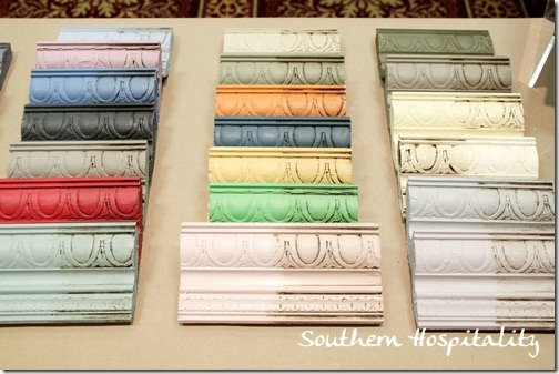 Annie Sloan Chalk Paint Workshop Southern Hospitality