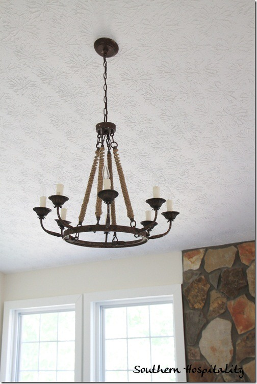 Laundry Room Light Fixture Ceilings