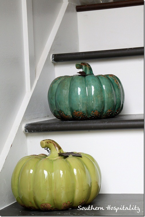 Kirklands pumpkins