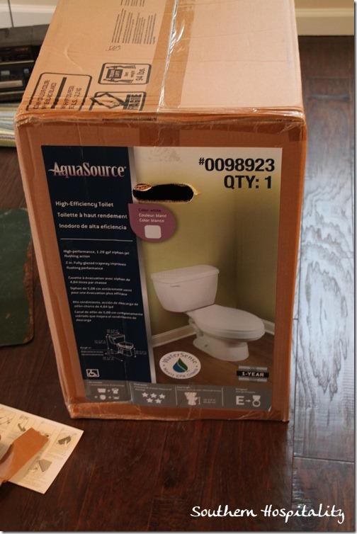 Lowes toilet