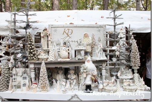 Christmas display CL Fair