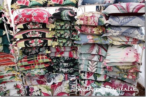 Vintage pillows CL Fair