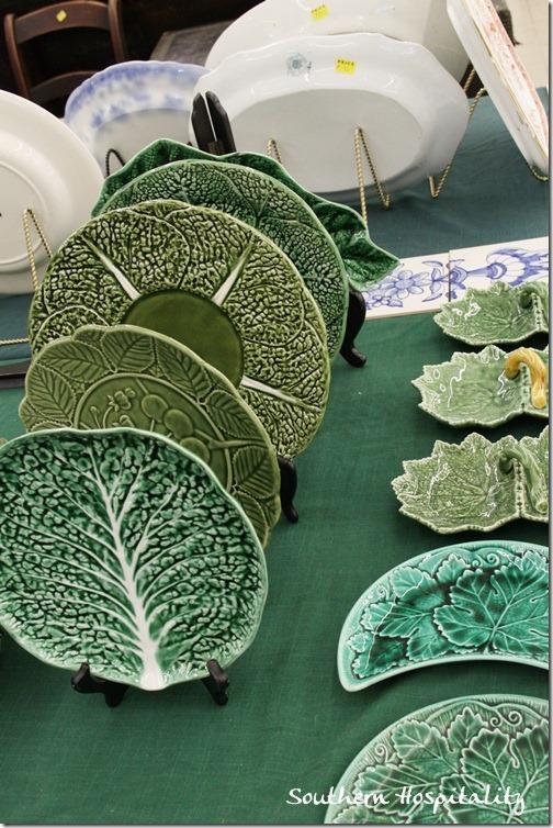Green Majolica