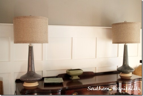 Lamps from Kirklands