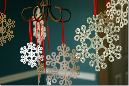 Lindsay snowflakes