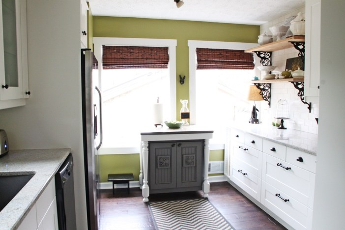 Kitchen full shot