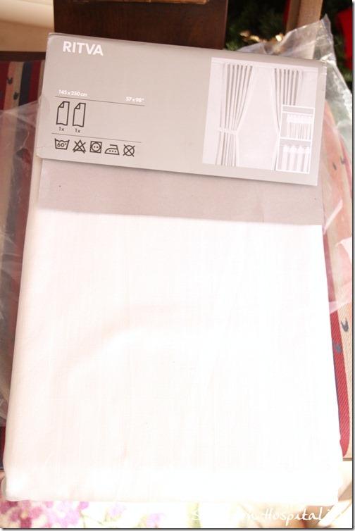 Ikea Ritva panels