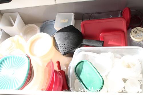 Ikea Kitchen Renovation measuring supply drawer